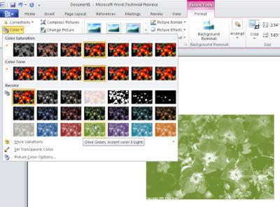 Microsoft Office 2010 Ekran Görüntüleri - 3
