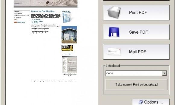 ALOAHA PDF Suite Ekran Görüntüleri - 1
