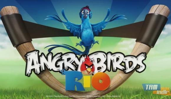 Angry Birds Rio Ekran Görüntüleri - 4