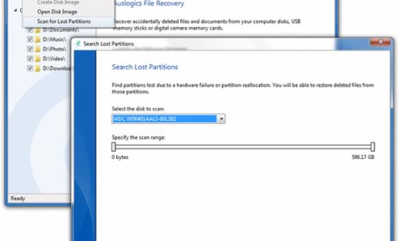 Auslogics File Recovery Ekran Görüntüleri - 3