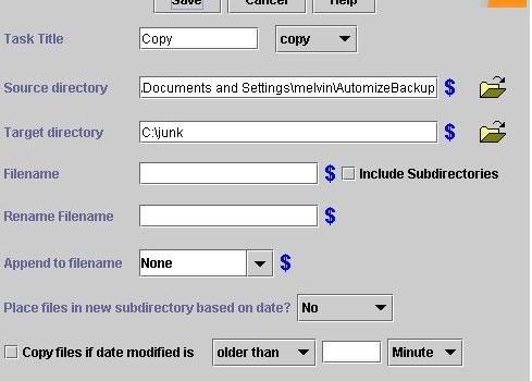 Automize (Linux) Ekran Görüntüleri - 1