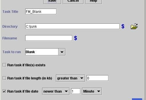 Automize (Linux) Ekran Görüntüleri - 2