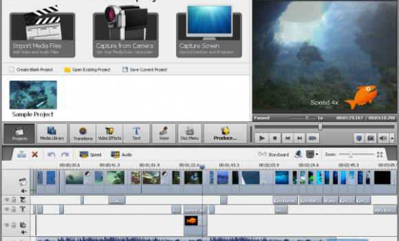 AVS Video Editor Ekran Görüntüleri - 3
