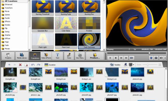 AVS Video Editor Ekran Görüntüleri - 2