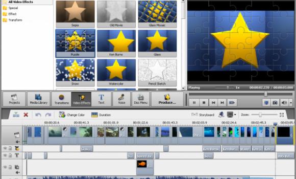 AVS Video Editor Ekran Görüntüleri - 4