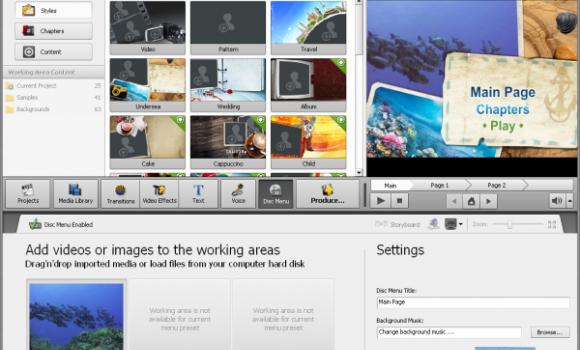 AVS Video Editor Ekran Görüntüleri - 1