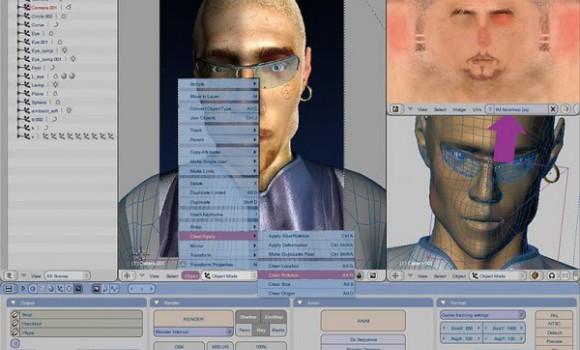 Blender Ekran Görüntüleri - 5