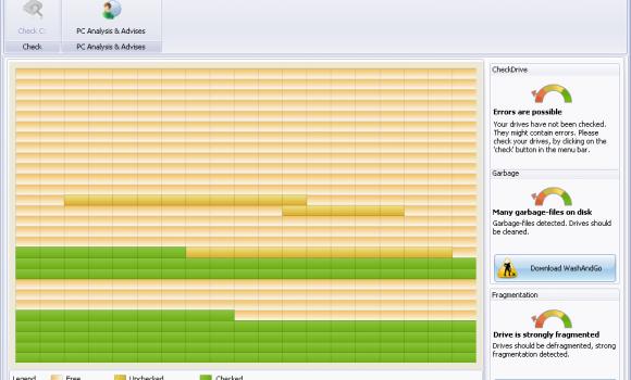 CheckDrive Ekran Görüntüleri - 1