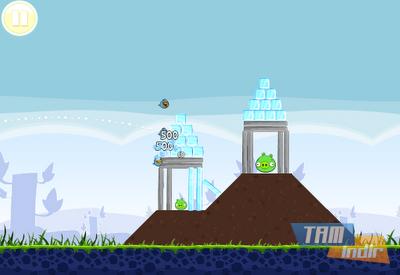 Chrome Angry Birds Ekran Görüntüleri - 1