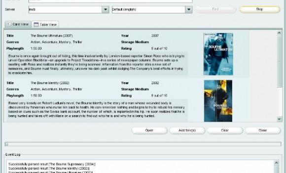 Data Crow Ekran Görüntüleri - 3