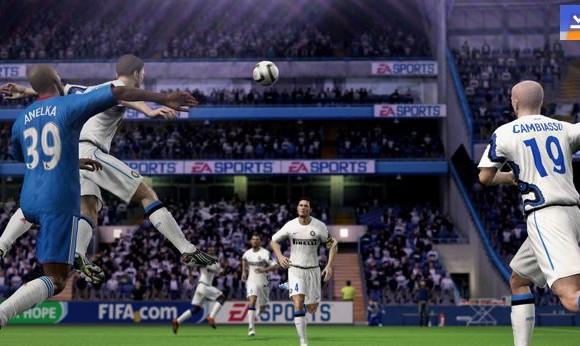 FIFA 11 Ekran Görüntüleri - 2