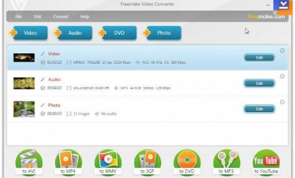 Freemake Video Converter Ekran Görüntüleri - 3