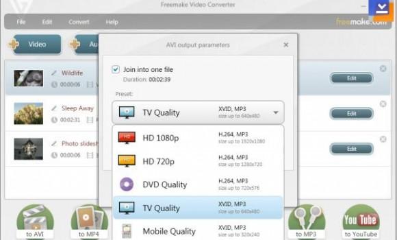Freemake Video Converter Ekran Görüntüleri - 1