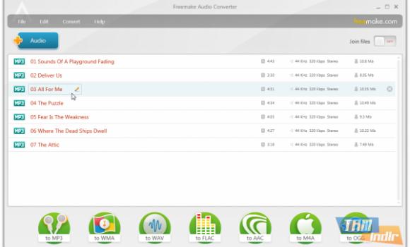Freemake Free Audio Converter Ekran Görüntüleri - 2