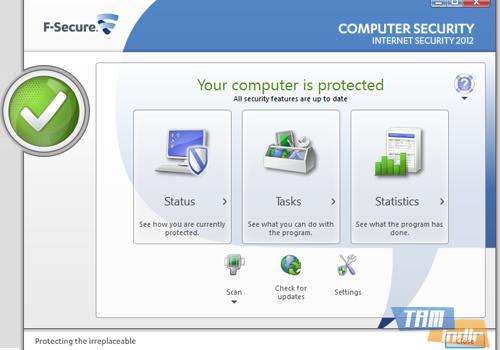 F-Secure Internet Security Ekran Görüntüleri - 4