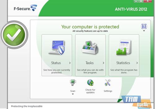 F-Secure Anti-Virus Ekran Görüntüleri - 4