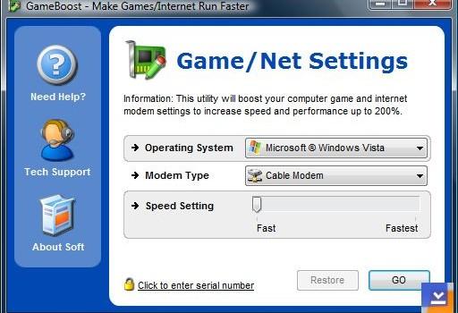 GameBoost Ekran Görüntüleri - 1