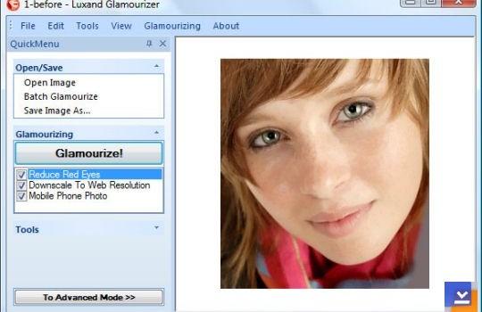 Glamourizer Ekran Görüntüleri - 1
