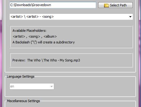 GrooveDown Ekran Görüntüleri - 1