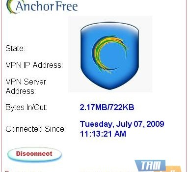Droid vpn host