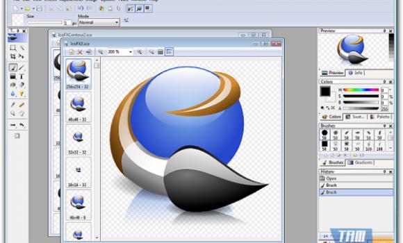 IcoFX Ekran Görüntüleri - 2