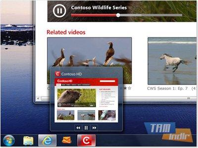 Internet Explorer 9 (Vista) Ekran Görüntüleri - 3