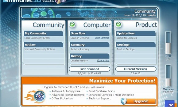 Immunet Protect Ekran Görüntüleri - 5