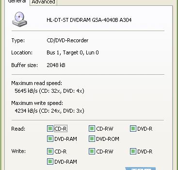 InfraRecorder Ekran Görüntüleri - 2