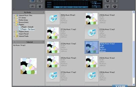 JetAudio Basic Ekran Görüntüleri - 3