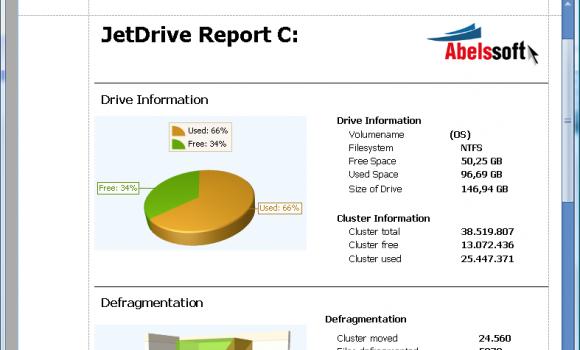 JetDrive Ekran Görüntüleri - 1