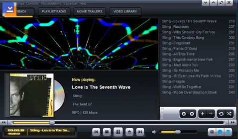 Kantaris Media Player Ekran Görüntüleri - 1