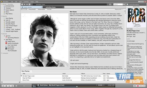 MusicBee Ekran Görüntüleri - 1