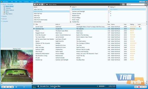 MusicBee Ekran Görüntüleri - 2