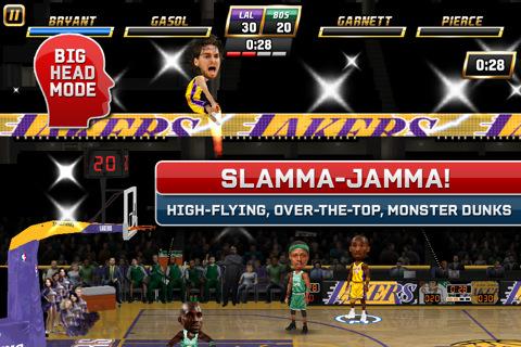 NBA Jam Ekran Görüntüleri - 1