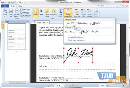 Nitro PDF Reader Ekran Görüntüleri - 3