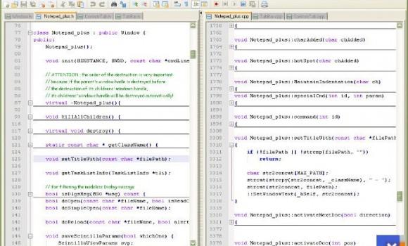 Notepad++ Ekran Görüntüleri - 1