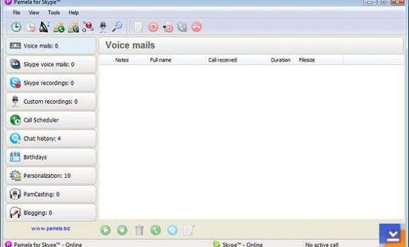 Pamela for Skype Basic Ekran Görüntüleri - 1