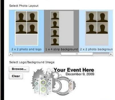 Party Booth Ekran Görüntüleri - 1