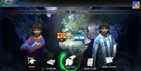 Pro Evolution Soccer 2011 Ekran Görüntüleri - 2
