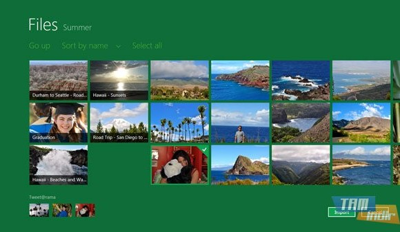 Windows 8 Developer Preview Ekran Görüntüleri - 1