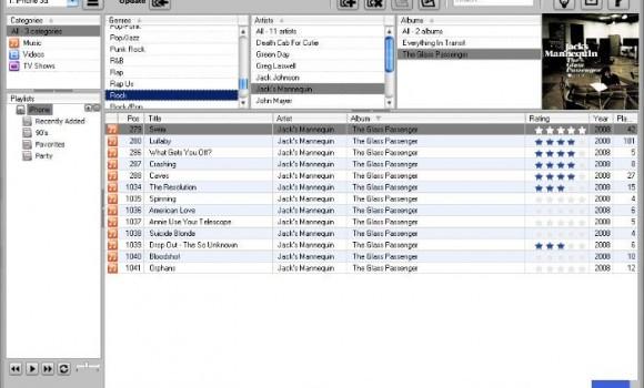 CopyTrans Manager Ekran Görüntüleri - 1