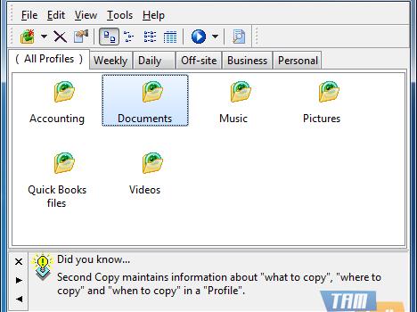 Second Copy Ekran Görüntüleri - 2