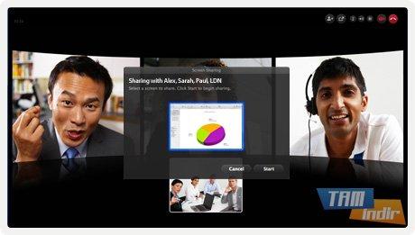 Skype Ekran Görüntüleri - 3