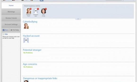 ZoneAlarm SocialGuard Ekran Görüntüleri - 4