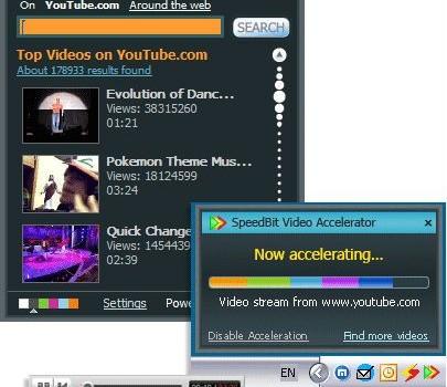 SpeedBit Video Accelerator Ekran Görüntüleri - 1