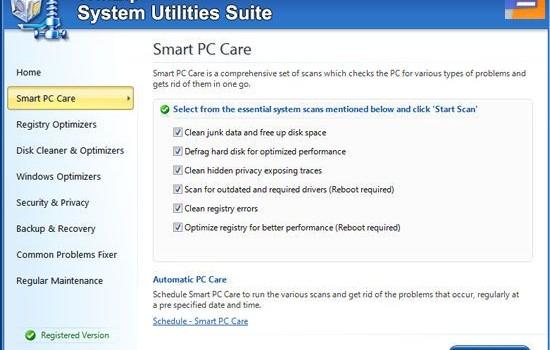 WinZip System Utilities Suite Ekran Görüntüleri - 3