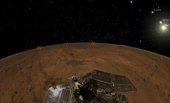 Stellarium Ekran Görüntüleri - 2