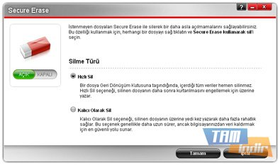 Trend Micro Titanium Internet Security Ekran Görüntüleri - 2