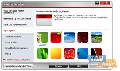Trend Micro Titanium Internet Security Ekran Görüntüleri - 1