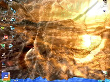 Watery Desktop 3D Ekran Görüntüleri - 2